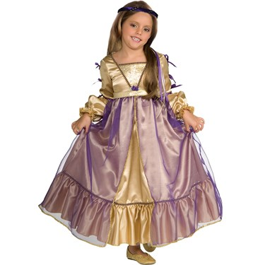 Princess Juliet Toddler Costume