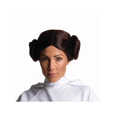 Princess Leia Adult Wig