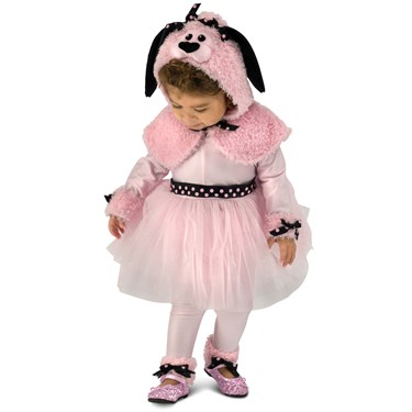 Princess Poodle Infant Costume