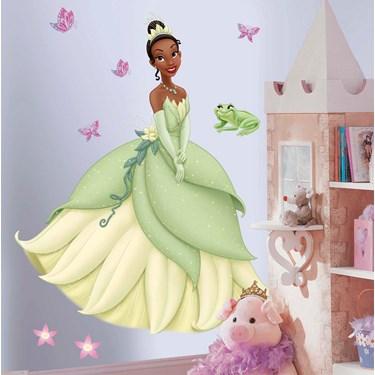 Princess Tiana Giant Wall Decals