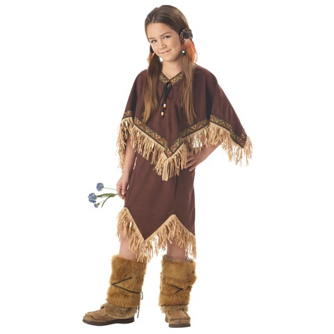 Princess Wildflower Child Costume