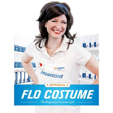 Progressive Flo Women's Costume Kit