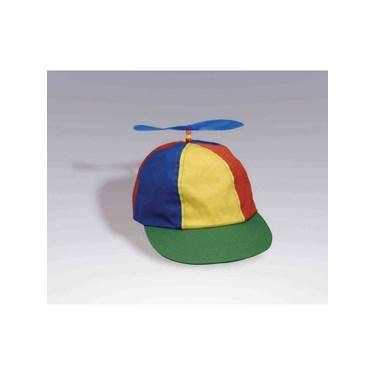 Propeller Beanie Multi-colored Hat