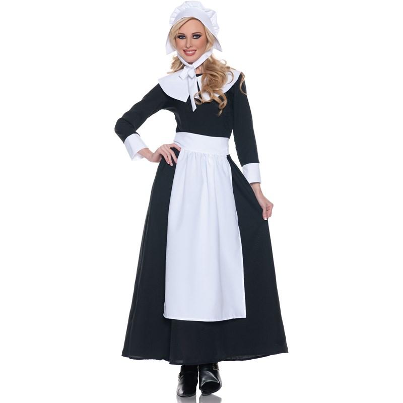 Proper Pilgrim Woman Adult Costume