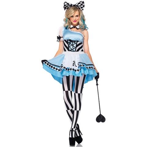 Psychedelic Alice In Wonderland Costume