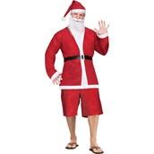 Pub Crawl Santa Shorts Suit