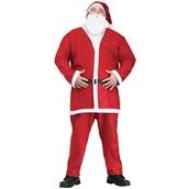 Pub Crawl Santa Suit Adult Plus Costume