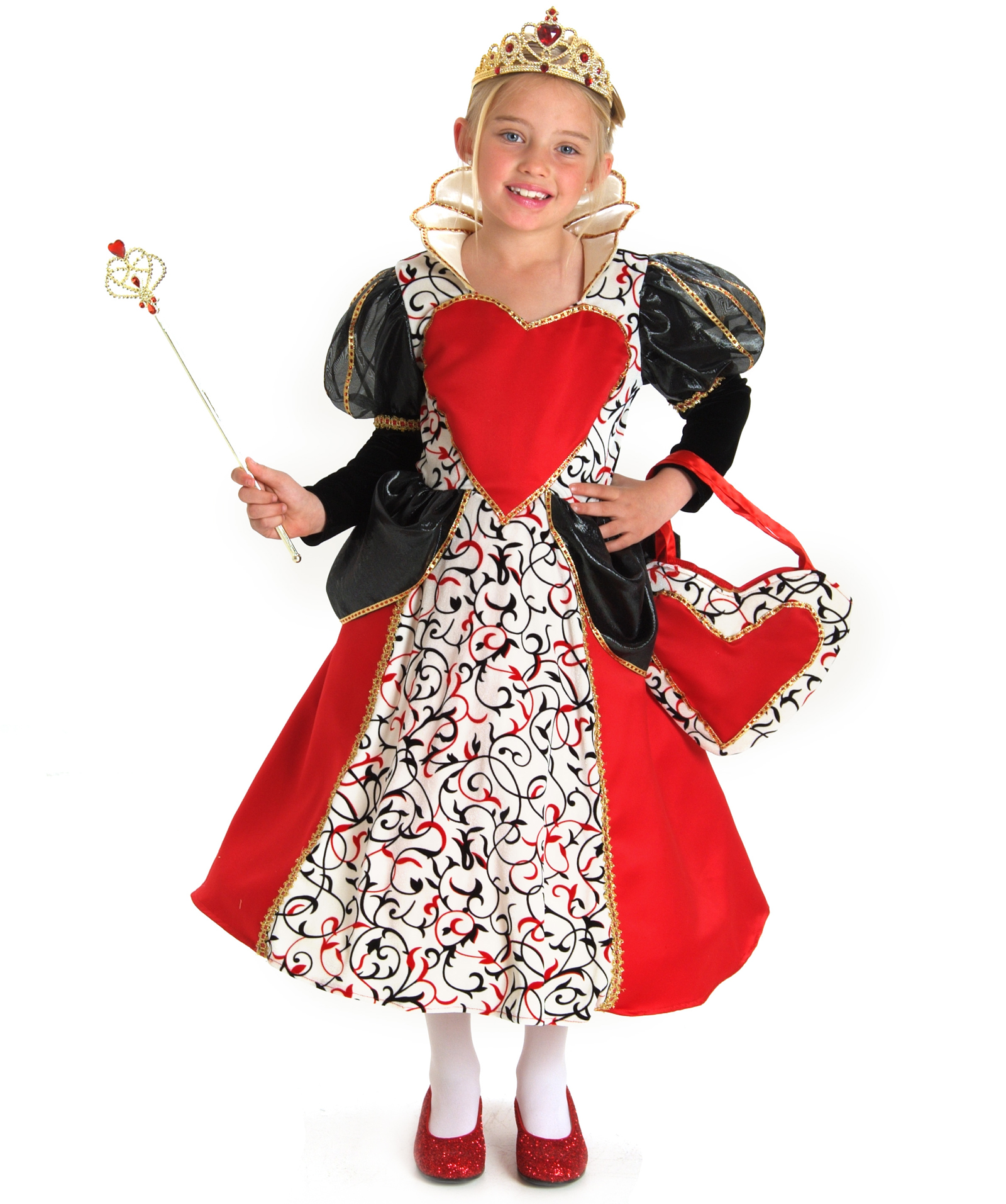 Default Image , Queen of Hearts Child Costume