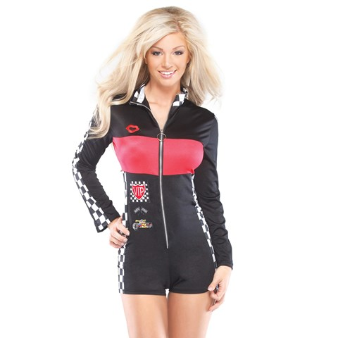 Racer Girl Adult Costume
