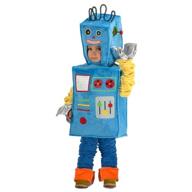 Racket the Robot Child Costume
