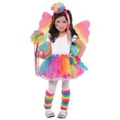 Rainbow Fairy Child Tutu