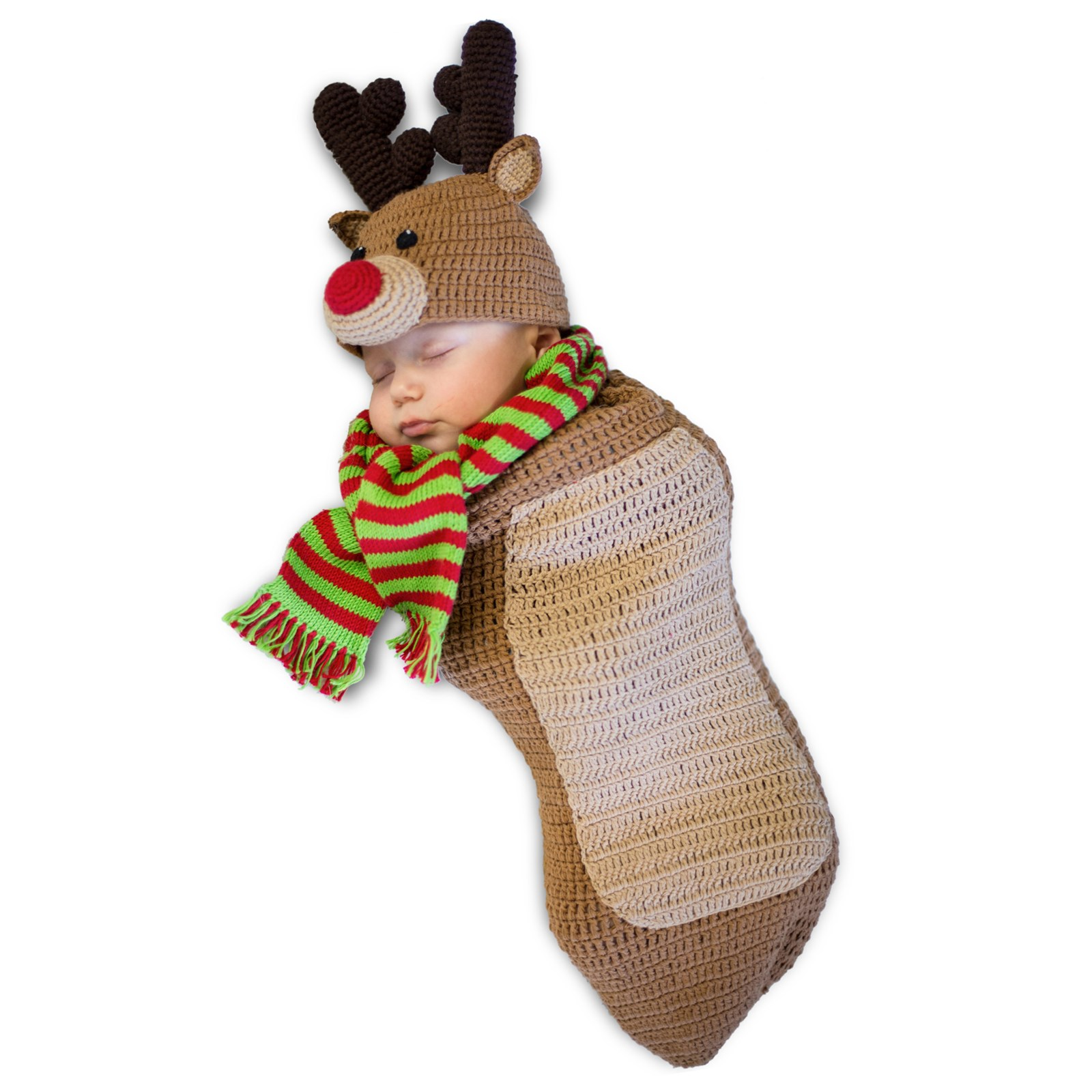 Randolph Reindeer Swaddle Costume Buycostumes Com