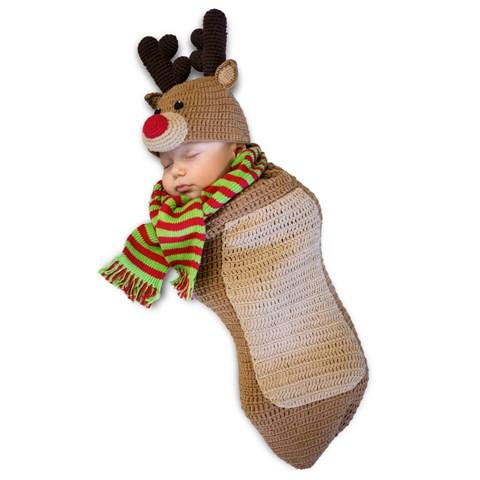 Randolph Reindeer Swaddle Costume
