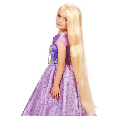 Long Princess Child Wig