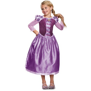 Rapunzel Day Dress Classic Toddler Costume