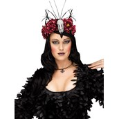 Raven Mistress Headpiece