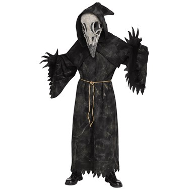 Raven Reaper Costume