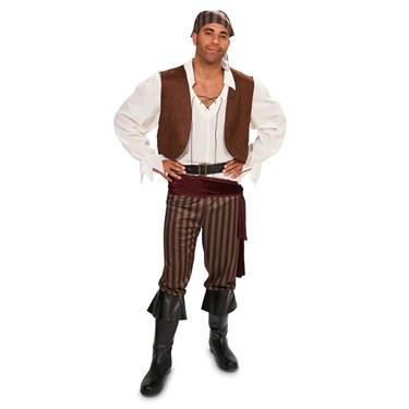 Rebel Pirate Male Adult Costume