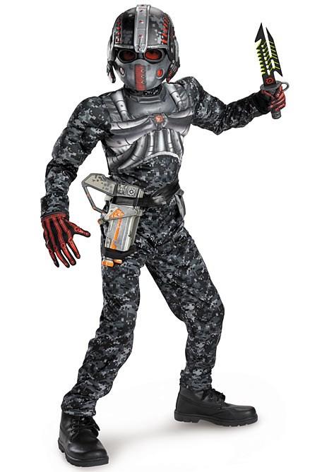 Recon Commando Child Costume | BuyCostumes.com