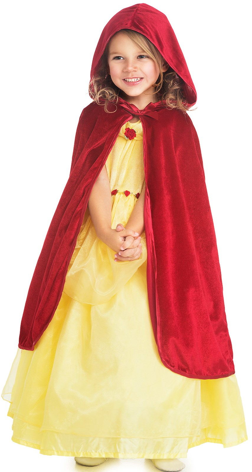 Red Cloak For Girls