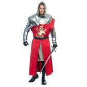 Red Knight Adult Costume