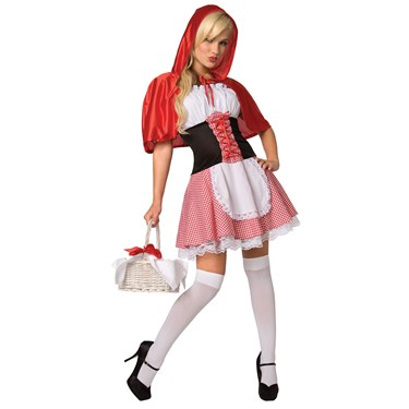 Red Riding Hood Adult Costume