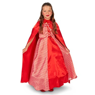 Red Riding Hood Child Costume