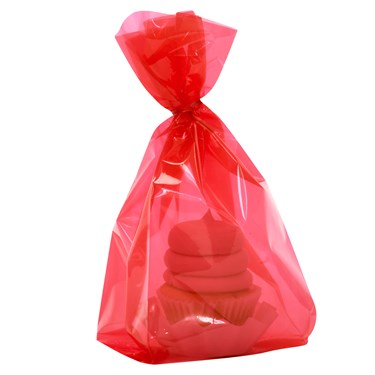 Red Treat Bags (20 count)