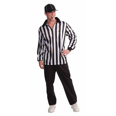 Referee Adult Shirt and Hat
