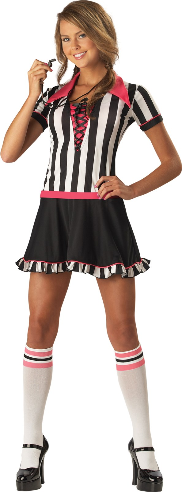 Referee Costume For Tweens