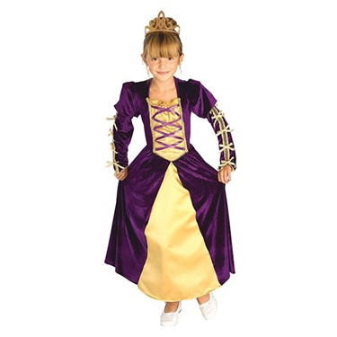 Regal Queen Child Costume