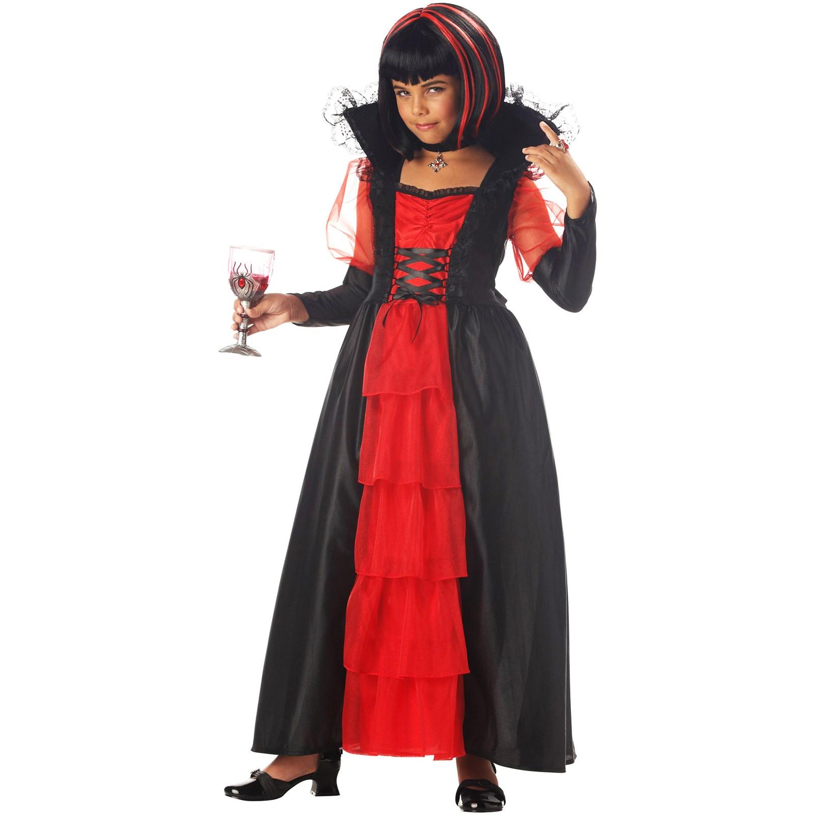 regal vampira girl costume. Black Bedroom Furniture Sets. Home Design Ideas