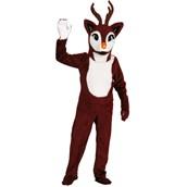 Reindeer Adult Mascot