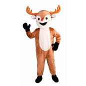 Reindeer Economy Mascot Adult Costume