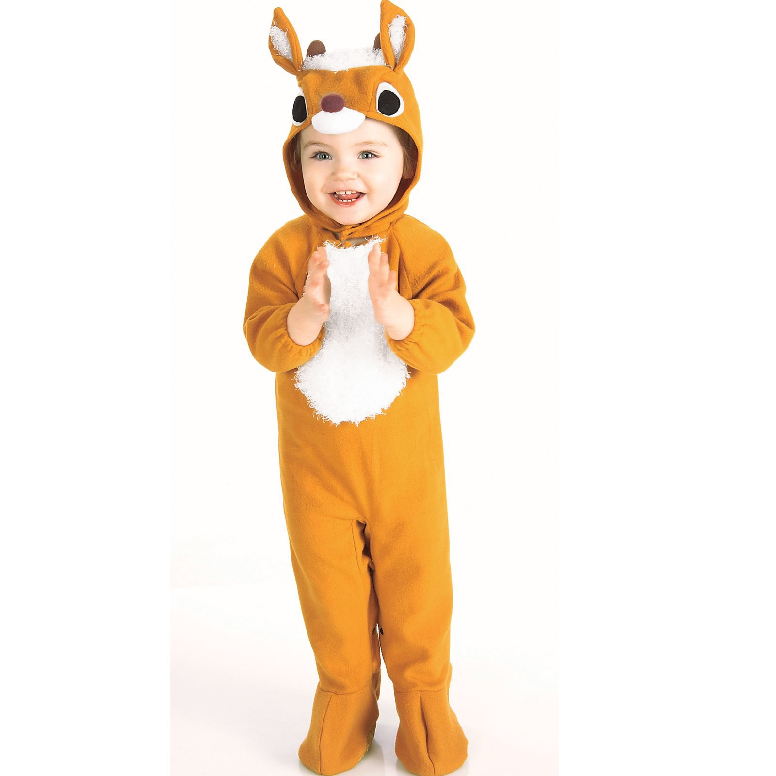 Reindeer Infant / Toddler Costume | BuyCostumes.com
