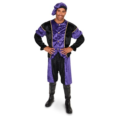 Renaissance Men's Costume Adult Costume