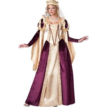 Renaissance Princess Womens Dress Costume