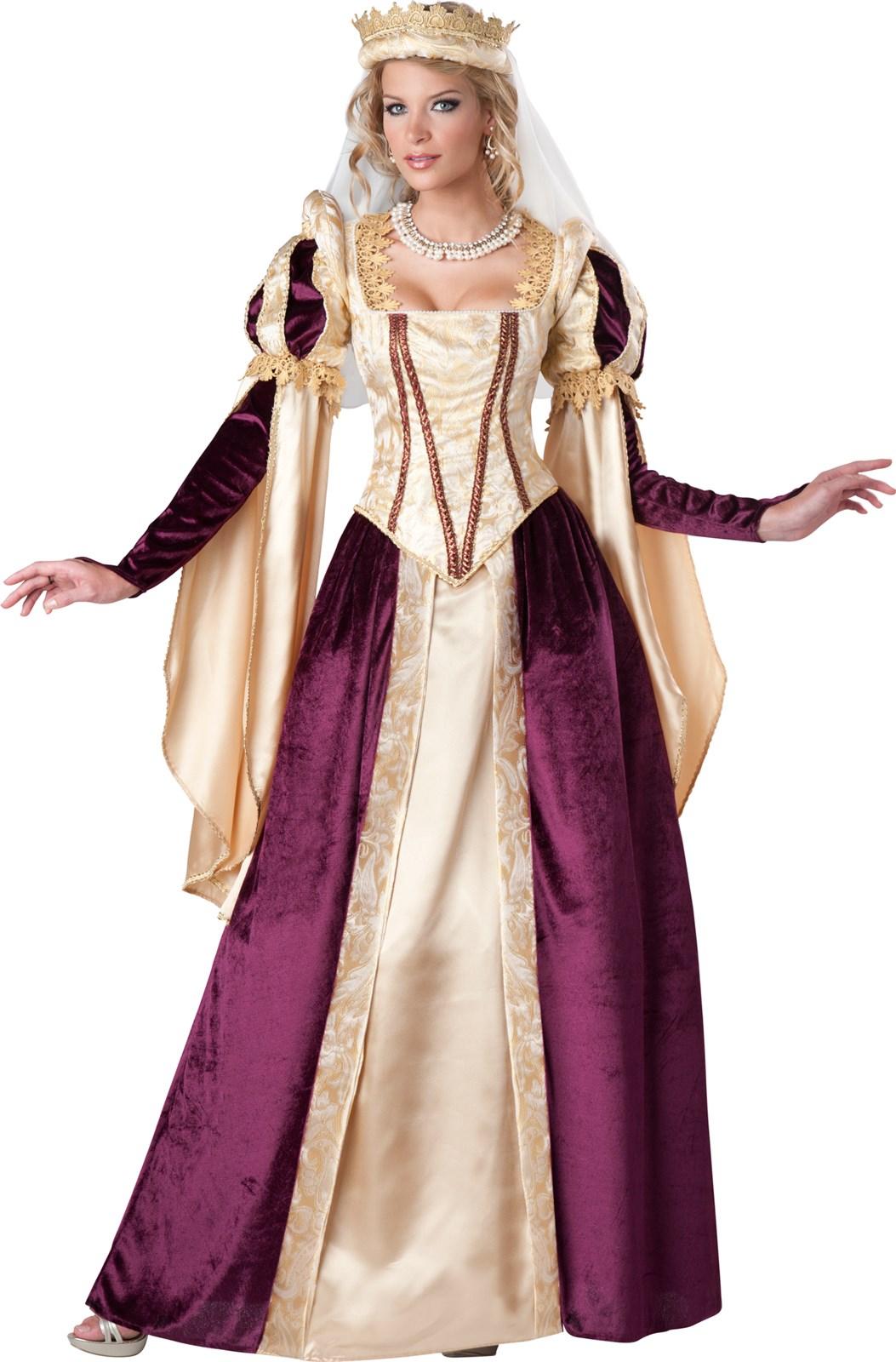 New Womens Plus Renaissance Costume - Plus Size Renaissance Clothing