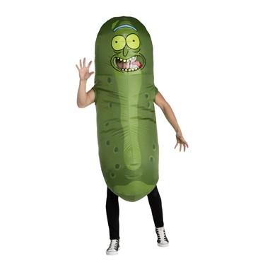 Rick & Morty Pickle Rick Adult Costume