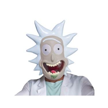 Rick & Morty Rick Adult Mask