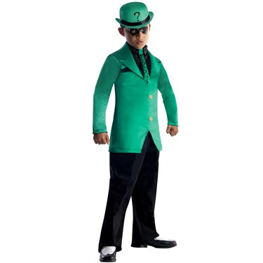Riddler Child Costume