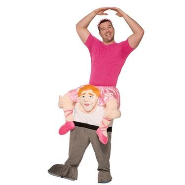 Ride a Ballerina Adult Costume