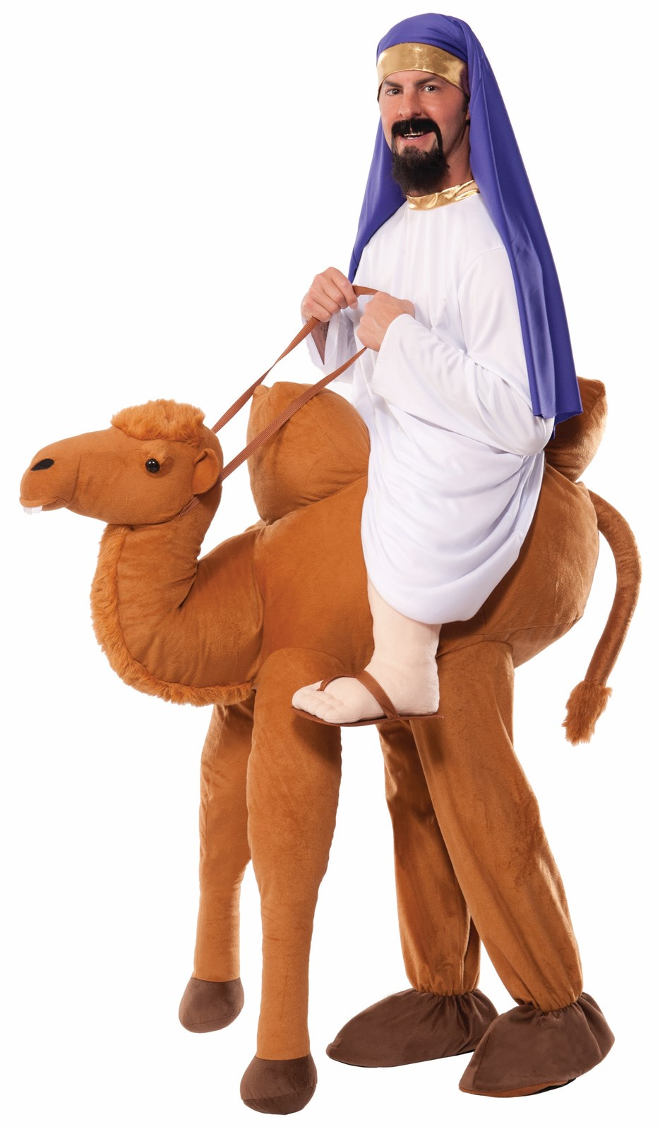 ride a camel adult costume - Ups Man Halloween Costume
