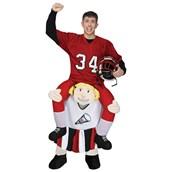Ride a Cheerleader Adult Costume
