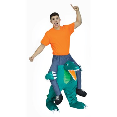 Ride a Gator Adult Costume