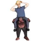 Ride a Gorilla Adult Costume