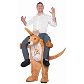 Ride a Kangaroo Adult Costume
