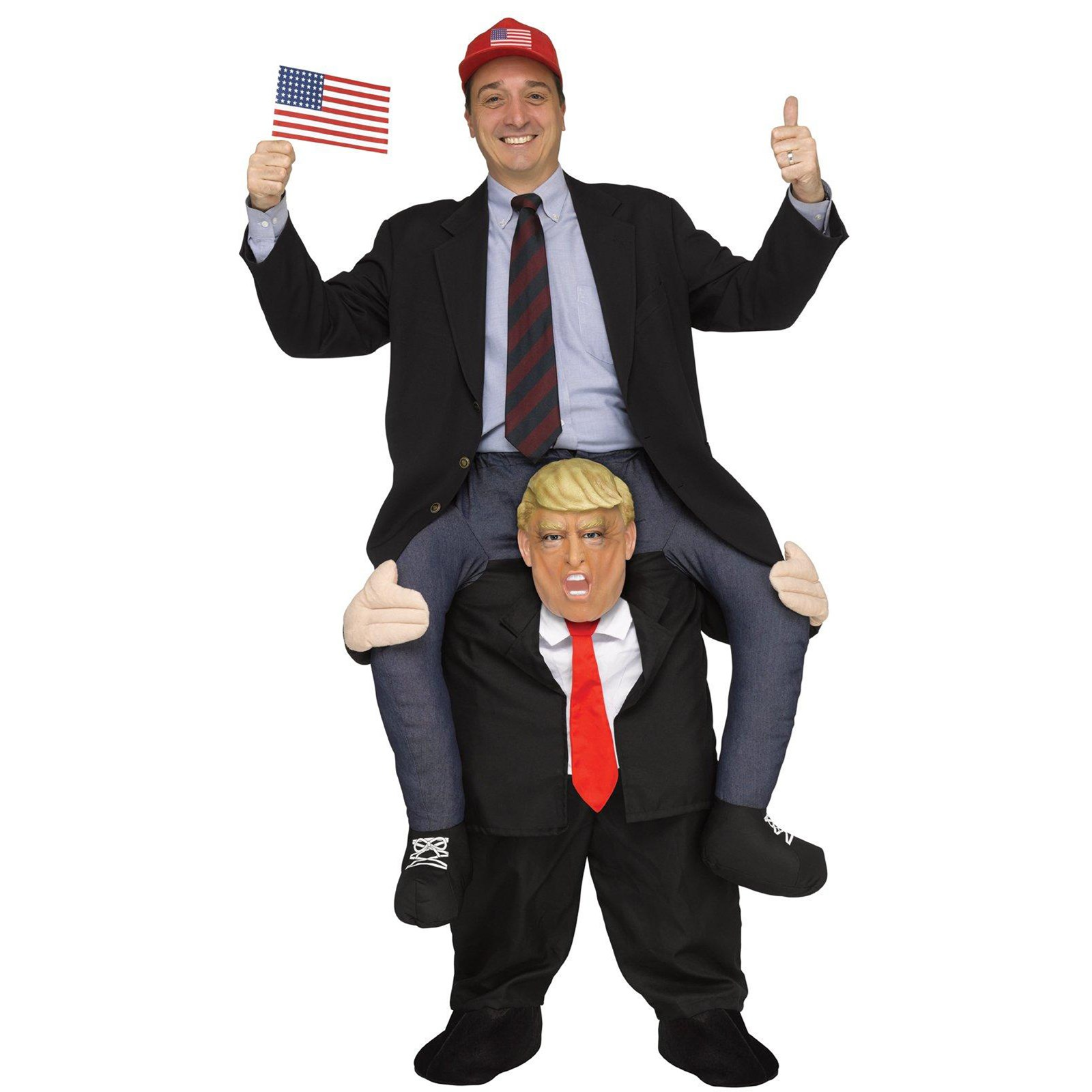 Ride a President Adult Costume | BuyCostumes.com