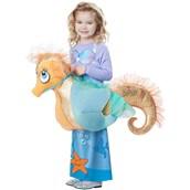 Ride a Seahorse Child Costume