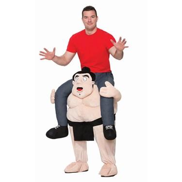 Ride a Sumo Wrestler Adult Costume